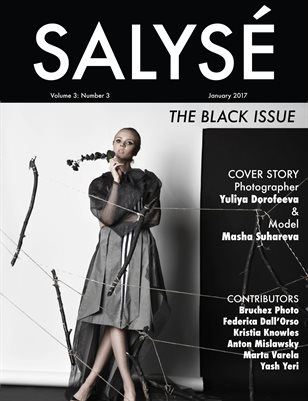 SALYSÉ Magazine | Vol 3:No 3 | January 2017 |