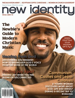 New Identity Magazine Issue 5 (Winter 2009/10)