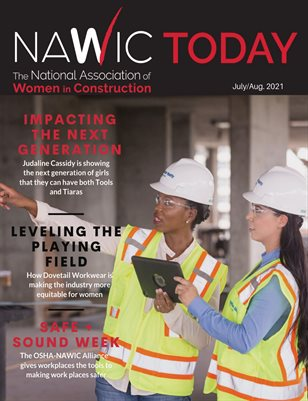 NAWIC Today July/August 2021