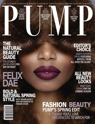 PUMP Magazine - Monthly Issue - March Edition - Vol.1