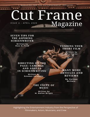 Cut Frame Magazine - April 2020