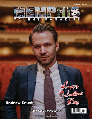Memphis Talent Magazine February 2018 Edition