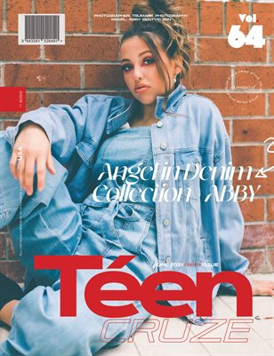 JUNE 2021 Issue (Vol: 64) | TÉENCRUZE Magazine