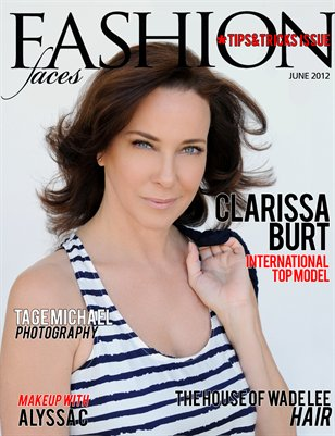 Fashion-Faces Magazine Issue 5 June 2012