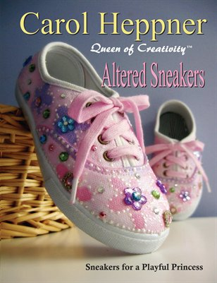 Altered Sneakers - Sneakers for a Playful Princess