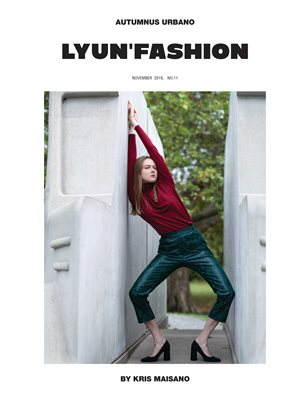 LYUN ISSUE No.11 (VOL No.10) C1