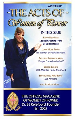 The Acts of WOP Magazine Winter Edition 2015