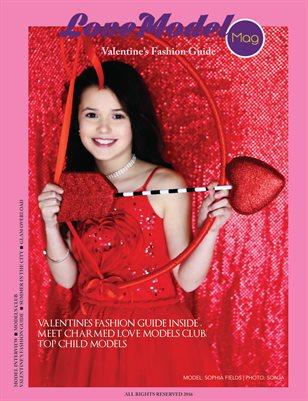 Love Model Mag Valentines Vol.3
