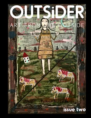Outsider Art Magazine Issue Two