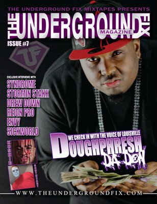 The Underground Fix Magazine Issue # 7