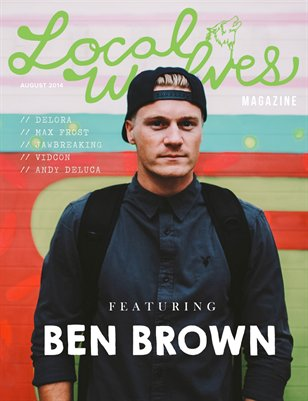 ISSUE 17 - BEN BROWN