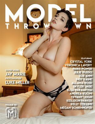 Model Throwdown Volume 40