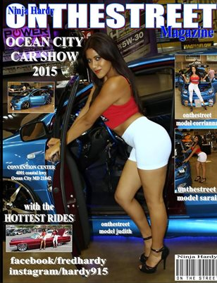 oc car show in maryland with the onthestreet models