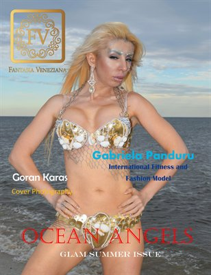 OCEAN ANGELS Glam Summer Issue