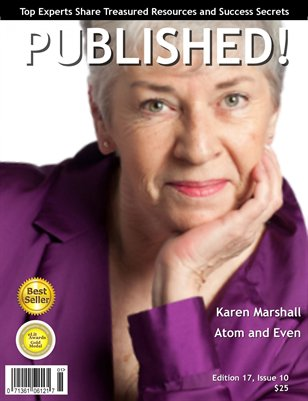 PUBLISHED! featuring Karen Marshall