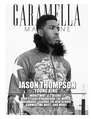 "Jason Thompson ""The White Issue"""
