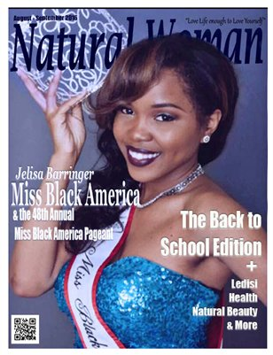Natural Woman Magazine Back to School Edition