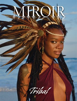 MIROIR MAGAZINE • Tribal • Rooster Baby