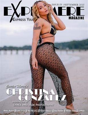 Exprimere Magazine Issue 005 ft Christina Gonzalez