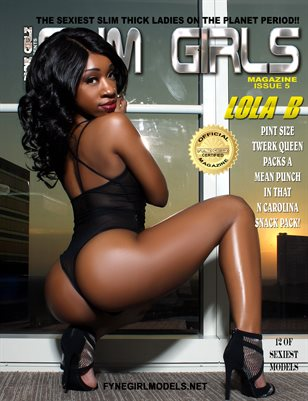 Slim Girls #5 Fall Edition