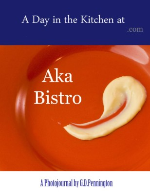 A Day in the Kitchen at Aka Bistro