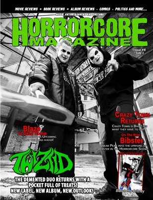 Horrorcore Magazine - Issue 8 - Twiztid Edition