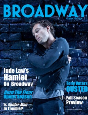 Jude Law as Hamlet, Burn The Floor, Green Day