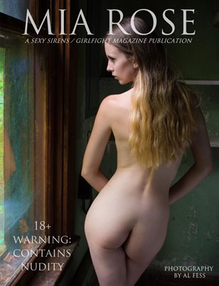 Mia Rose Naked & In Living Color | A Sexy Sirens Magazine