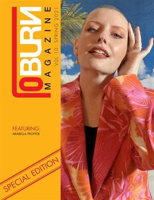 loBURN MAGAZINE, Volume 10 (Spring 2021)