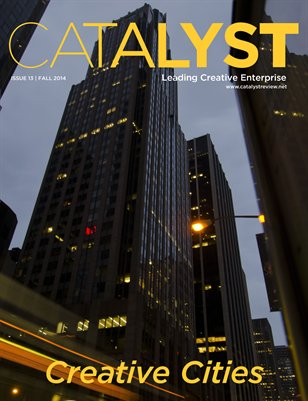 Issue 13: Creative Cities