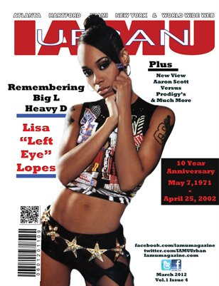 IAMU Urban Magazine March 2012