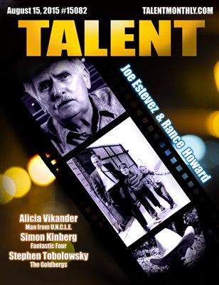 Talent Monthly Magazine September 1, 2015 #1509