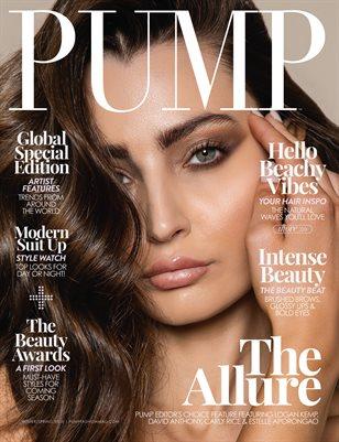 PUMP Magazine | The Global Issue | Vol.1 | Feb. 2021