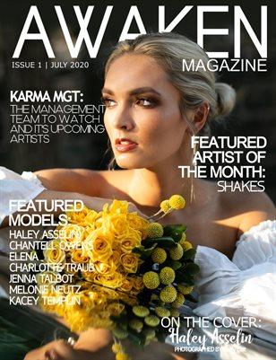 Awaken Magazine | Issue 1 | July 2020