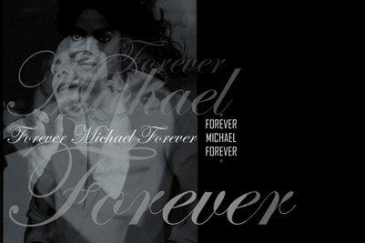 FOREVER MICHAEL FOREVER 01