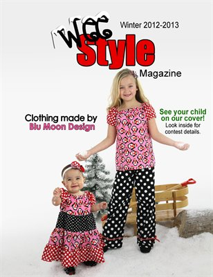 Wee Style Magazine Winter 2012-2013