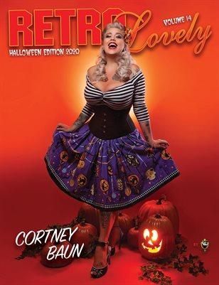 Halloween 2020 - VOL 14 – Cortney Baun Cover
