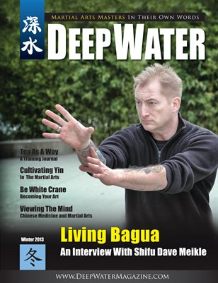 Deep Water Magazine - Winter 2013