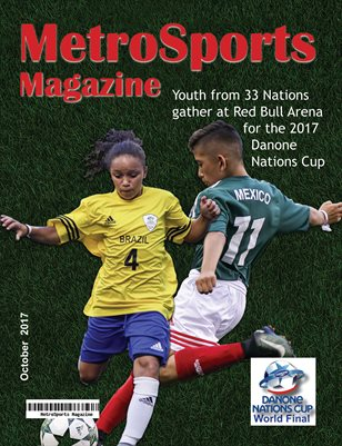 MetroSports Magazine - Danone Nations Cup Issue