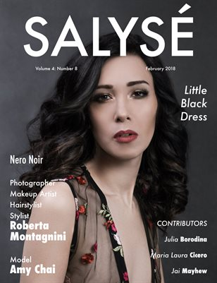 SALYSÉ Magazine | Vol 4:No 8 | February 2018 |