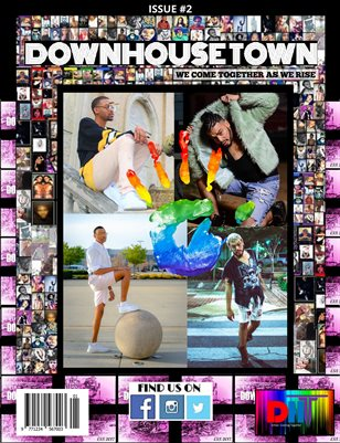DownhouseTown Issue #2