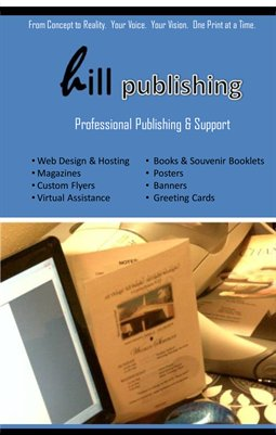 Hill Publishing Brochure