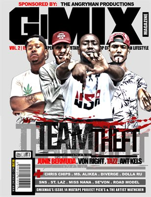 G.Mix Magazine Vol.2 - Issue. 14