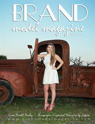 Brand Model Magazine  Issue # 191