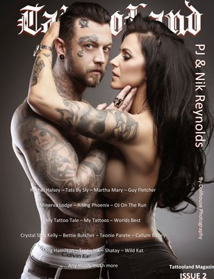 Tattooland Issue 2