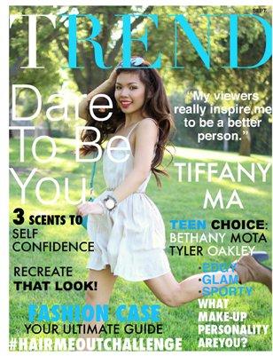 Trend Magazine September Edition