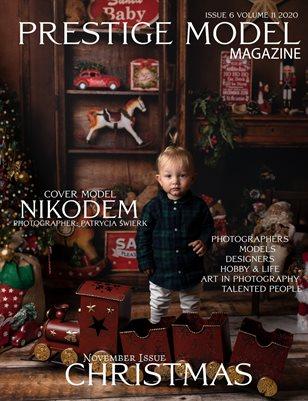 PRESTIGE MODELS MAGAZINE_ CHRISTMAS EDITION 6/11