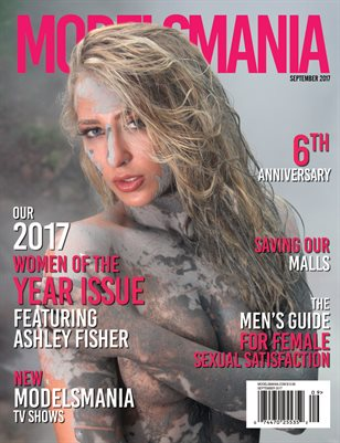 MODELSMANIA SEPTEMBER 2017 ASHLEY FISHER