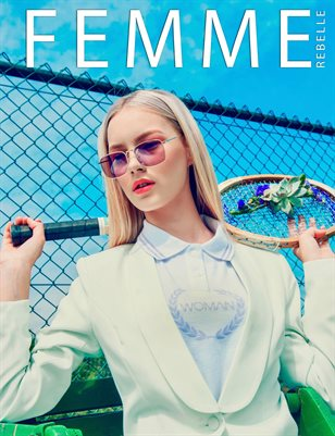Femme Rebelle Magazine August 2018 BOOK 1