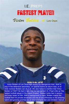 Victor Bolden #2